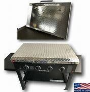 Griddle Cover 36 Inch  for Blackstone Griddle  Diamond Plate Aluminum lid Storage Cover for 36  Blackstone Griddle   Made in USA
