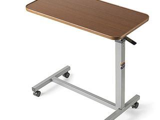 Invacare Overbed Table  with Auto Touch Height Adjustment  6417