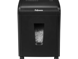 Fellowes Powershred 62MC 10 Sheet Micro Cut Paper and Credit Card Shredder with Safetylock  4685101