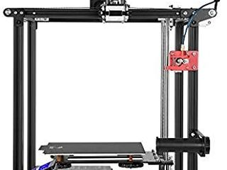Official Creality Ender 5 Pro 3D Printer Upgrade Silent Mainboard with Metal Extruder Frame Use Capricorn Bowden PTFE Tubing 220 x 220 x 300mm Build Volume Retails 399