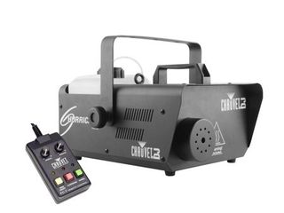 CHAUVET DJ Hurricane 1600 2 4l Pro Fog Smoke Machine w FC T Wired Remote H1600