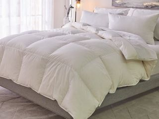1221 Bedding Cotton Sateen Down Alternative Comforter  Retail 151 49