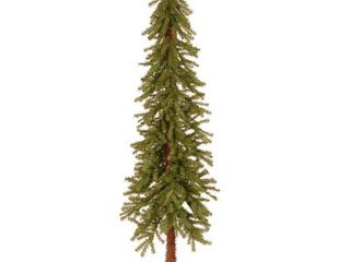 National Tree Unlit 6  Hickory Cedar Artificial Christmas Tree