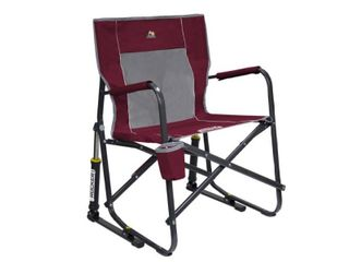 GCI Oitdoor Freestyle pro Rocker chair with built in carry handle