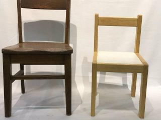 2 ChildrenIJs Chairs