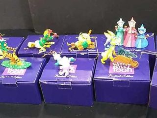 10  Disney President s Collection Ornaments