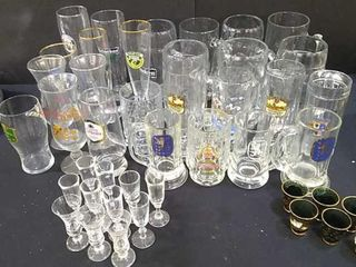 large Selection of Mugs  Glasses    Cups
