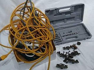Extension Cords  Power Strip  Bits