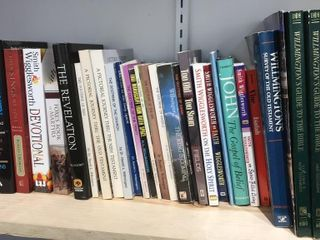 Selection of Christian Doctrine Books