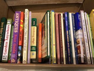Selection of Arts  Crafts    Gardening Books