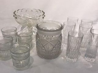 Compote  Quality Water Glasses  Vase