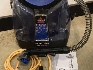 Bissell Spot Clean Pro Heat w  Attachments