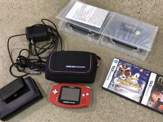 Nintendo Game Boy Advance    Other Items