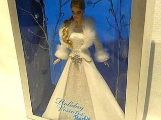 2003 Winter Fantasy First in Series Barbie