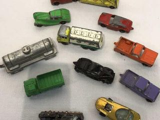 Tootsie Toy Vehicles