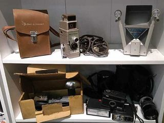 Bell   Howell One Nine Vintage Camera