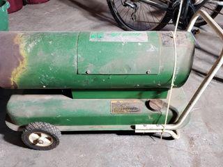 Greenline Floor Heater