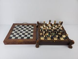 2 Chessboards and pieces
