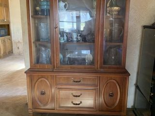 China Cabinet  not contents