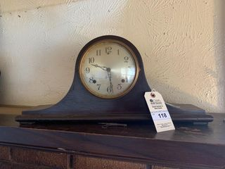 Sessions Mantle Clock