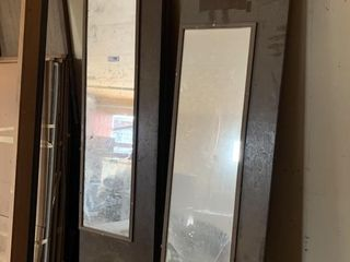 Mirrors  Doors  Door Frame  etc