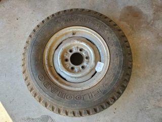 Eldorado 6 70 15 Tire