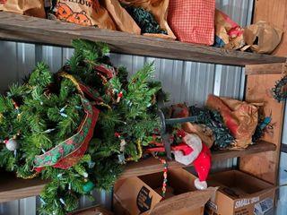 Christmas lights  Contents of Shelf
