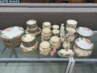 Franciscan Desert Rose China Collection