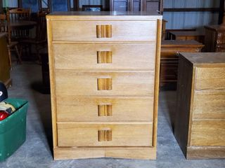 Olive   Myers Mid Century Chest of Drawers