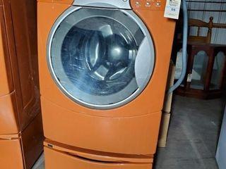 Kenmore Elite HE4 Washer   Dryer