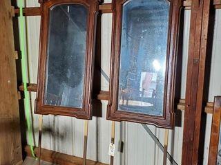 2   Dresser Mirrors