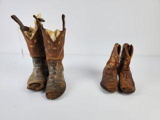 little Buckaroo Cowboy Boots