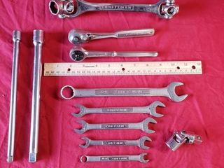 Craftsman DogBone  Open  Combo  Extensions   14pcs