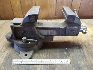 Allied  5 Swivel Bench Vise