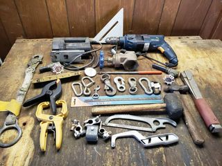 Misc Tools   Clamps  Hooks  Saw  Drill