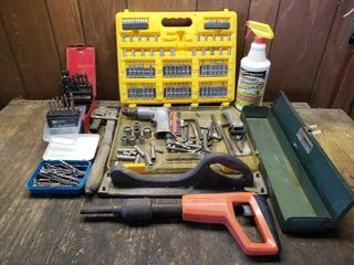 Misc Tools   Bits  Allen Wrenches  Ramset