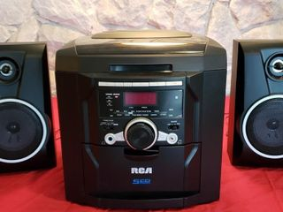 RCA 5 Disc Stereo