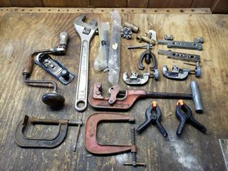 Misc   JD Springs  Clamps  Cutters  Valves  Wrench