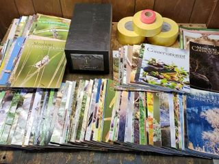MO Conservationist   lockbox   Duct Tape