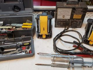 Misc Tools   Traps   Battery Tester Starter