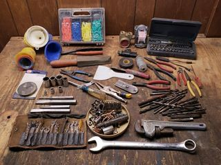 Misc Tools   Craftsman   S K   Plyers   Wrenches