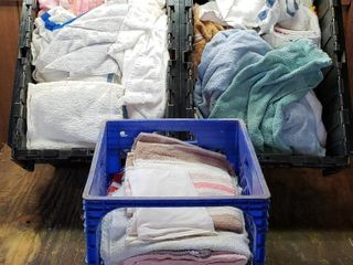 3 Cases of Shop Rags