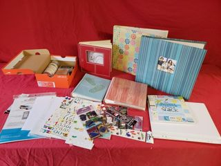 Group of Scrapbooking