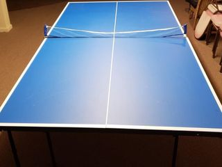 SportsPower Ping Pong Table   Accessories