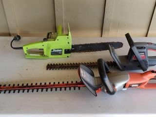 Chainsaw   Trimmers
