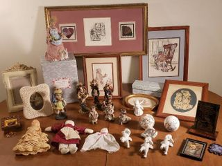 Angel   GRAN Mother Nature Decor   Framed Decor  Figurines  and Dolls