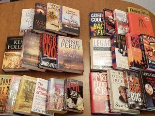 Novels   Hardbacks   Paperbacks   Bring Boxes to Pack Out