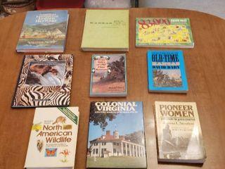 Kansas Books and North American Books