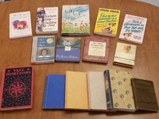 Vintage Books and Inspirational Books