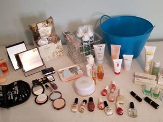 Beauty Items   Mirrors  lotions  Make up  Nail Care  and others